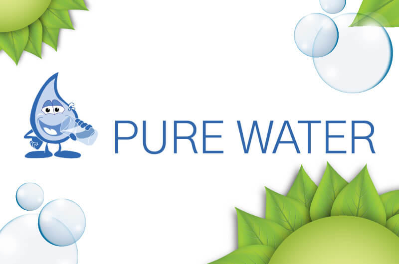 Pure Water календар
